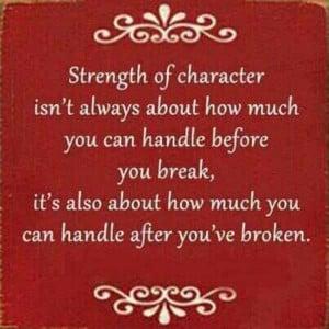 quote - inner strength