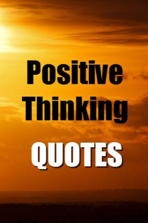 Positive Thinking Quotes FREE- screenshot