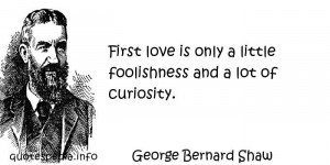 Famous quotes reflections aphorisms - Quotes About Love - First love ...