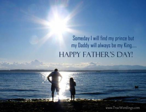 Fathers Day Sayings From Daughter and Son