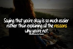 beautiful, fact, feelings, girl, hurt, life, love, pain, pretty, quote ...