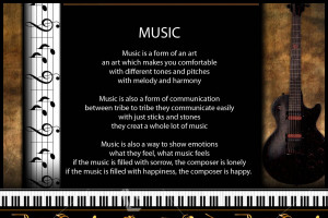 Pictures Gallery of inspirational quotes music