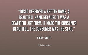 Barry White Quotes