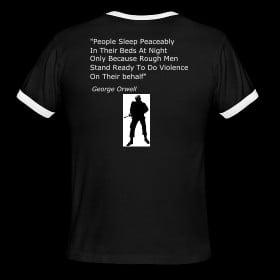 George Orwell Quote Black ~ 219