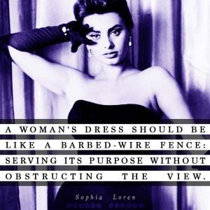 The 36 Best Sophia Loren Quotes - Curated Quotes