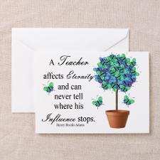 Teacher Retirement Greeting Cards
