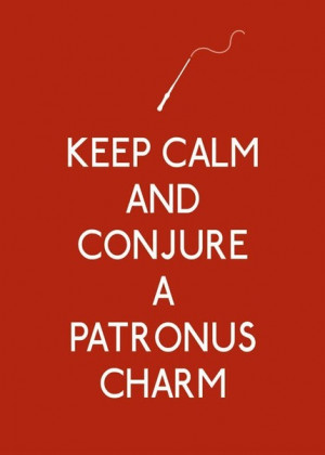harry potter, keep calm, quotes, red