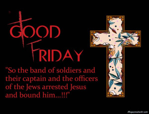 Good Friday 2014 Quotes And Sayings With Pictures