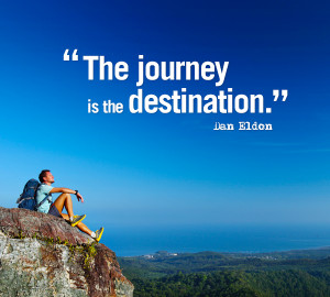 Travel Quote 3: Travel is Rebellion in its Purest Form