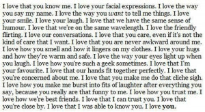 Quotes of falling in love with your best friend