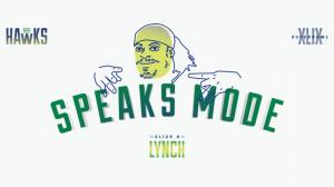 Seattle Seahawks Fan Creates Awesome Marshawn Lynch Sound Board