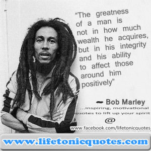 Bob Marley Quotes About Men Bob marley quotes about men