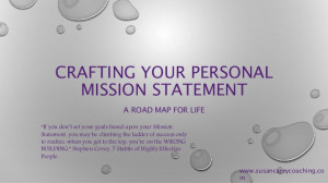 Personal Mission Statement Quotes