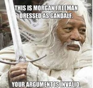 This Is Morgan Freeman