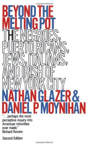 ... The Negroes, Puerto Ricans, Jews, Italians, and Irish of New York City