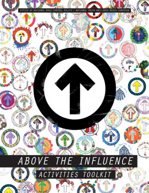 Rise Above The Influence Logo above the influence