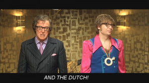 Tag Archives: Austin Powers in Goldmember quotes