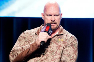 ... the lack of other top WWE stars, according to Stone Cold Steve Austin