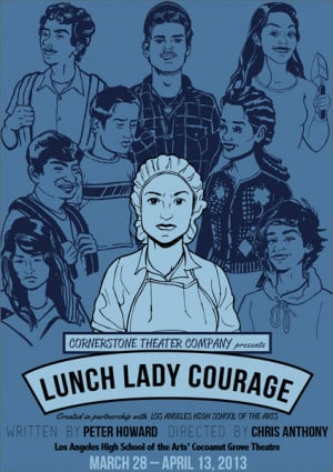 Lunch Lady Courage