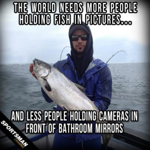 ... Funny Stuff, Fish Hunting, Fish Fish Fish, Fish Pictures, Fish Quotes