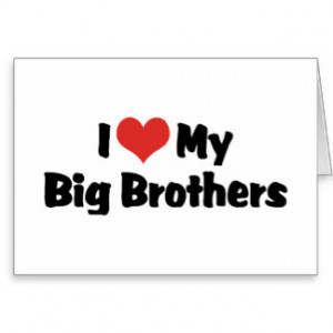 Heart My Brothers Cards & More