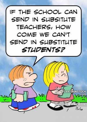 Teacher cartoon, funny, Substitute Teacher picture, Substitute Teacher ...