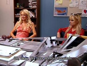 Paris Hilton and Nicole Richie Simple Life