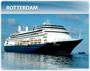 Holland America ms Rotterdam Alaska Cruise