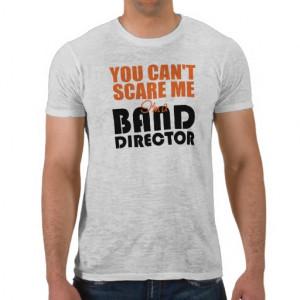 Band Directors Will...