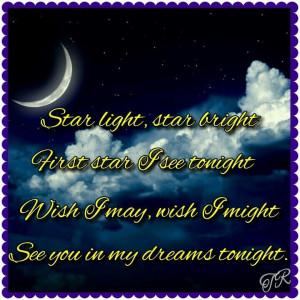 star bright angels   Star light, star bright First star I see tonight ...