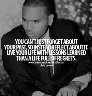 chris brown sucess life mistakes swag word sayings