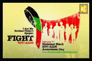 ... Click here to learn more about NationalBlack HIV/AIDS Awareness Day