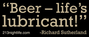 Quote of the Day: Richard Sutherland