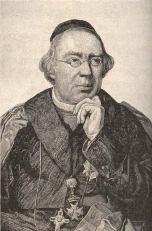 Pope Pius IX Reestablishes Roman Catholic Hierarchy in England & Wales
