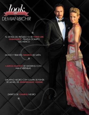 Demian Bichir Los Premios Oscar Ggnoads
