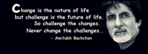 Amitabh Bachchan Quote Facebook Cover