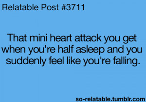 quote quotes sleep relate relatable mini heart attack