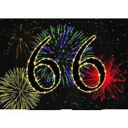 66th_birthday_with_fireworks_greeting_card.jpg?height=250&width=250 ...
