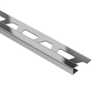 stainless steel counter edge trim