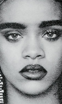 Rihanna beyonce 10k frida kahlo beyedit