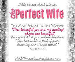 bible verses about women the perfect wife from bibleversesquotes