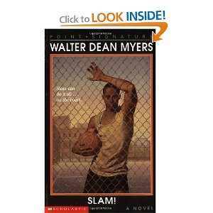 hoops walter dean myers quotes