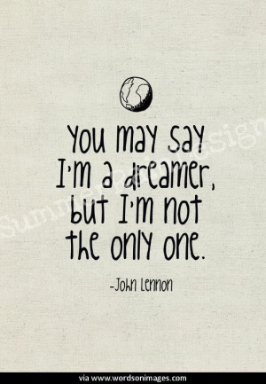 Quotes by john lennon