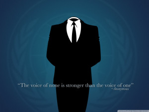 Anonymous Quotes Free Wallpaper Download ready to set up just for FREE ...