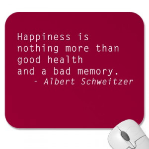 ... is-nothing-more-than-good-health-and-a-bad-memory-inspirational-quote