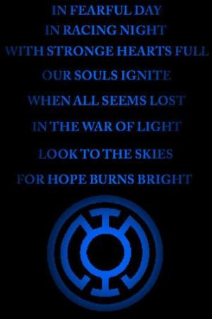 Blue Lantern Corps. Oath: Blue Lanterns, Lanterns Oath, Superhero ...