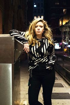 OITNB Star Talks Nora Ephron - Natasha Lyonne Quote - Elle