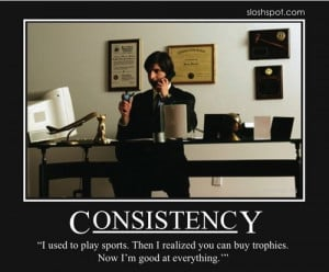 Demetri Martin - Consistency