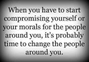 quote about refraining from people pleasing