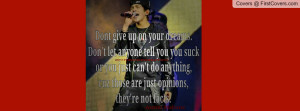 Austin Mahone quote cover
